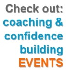 Check out coaching and confidence building events from Dr Gary Wood