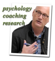 Dr Gary Wood - psychology, coaching, research