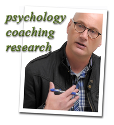 Dr Gary Wood, psychology, coaching, research