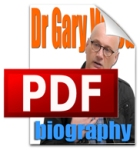 PDF biography for Dr Gary Wood, psychologist, coach, and author