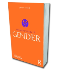 Book Cover: The Psychology of Gender by Dr Gary Wood