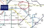 The Great Bull Map of Birmingham 'Celebrity'