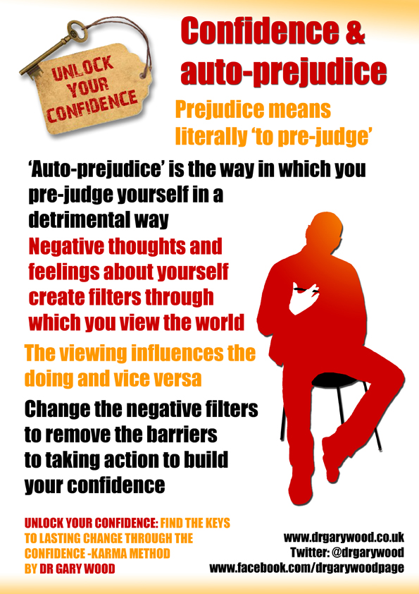Poster: What is auto-prejudice?