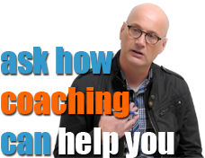 Ask about life coaching with Dr Gary Wood