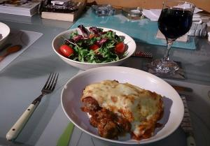 Gary Wood's Meatball Lasagne